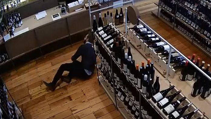 Záchrana fľašky