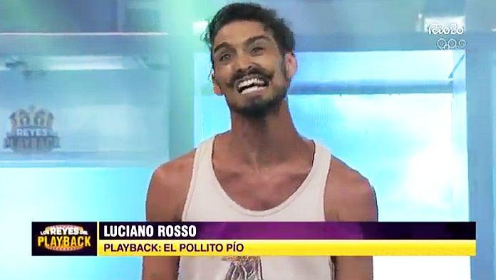 Luciano Rosso talent, Luciano Rosso photo, Luciano Rosso playback