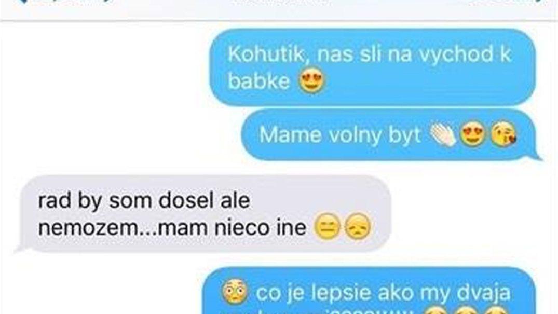 Vtipné vtipné sms vtipy