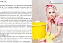 slovenka zoznam veci ktorymi ju chlap vytaca