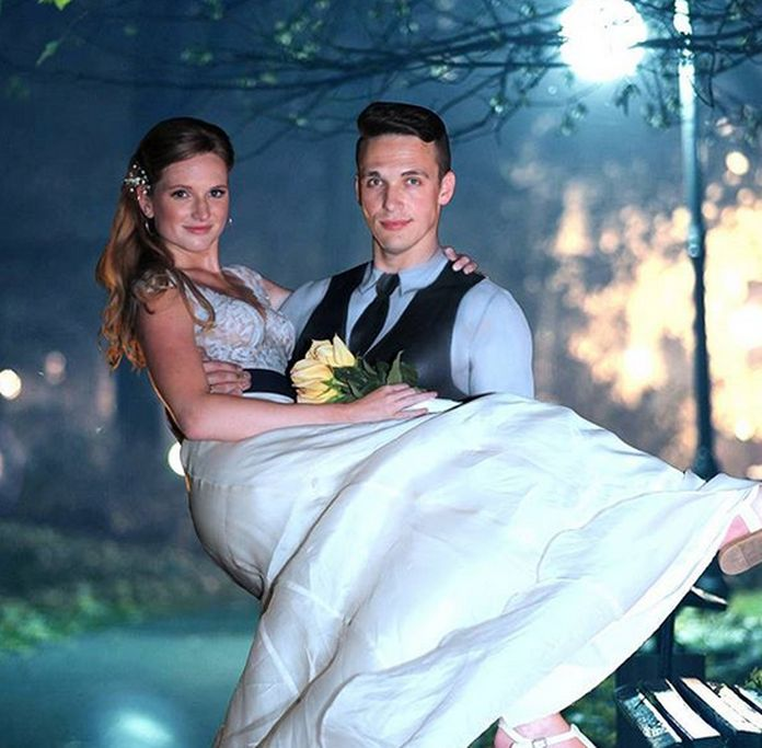 Jen Seidel vytvorila pútavé svadobné oblečenie