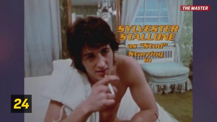 "Sylvester Stallone ako ""Studd"""