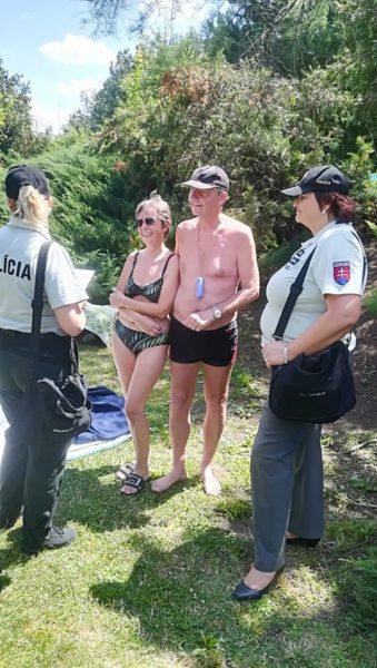 policia ukradnute rezne