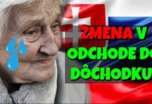 dochodok slovensko