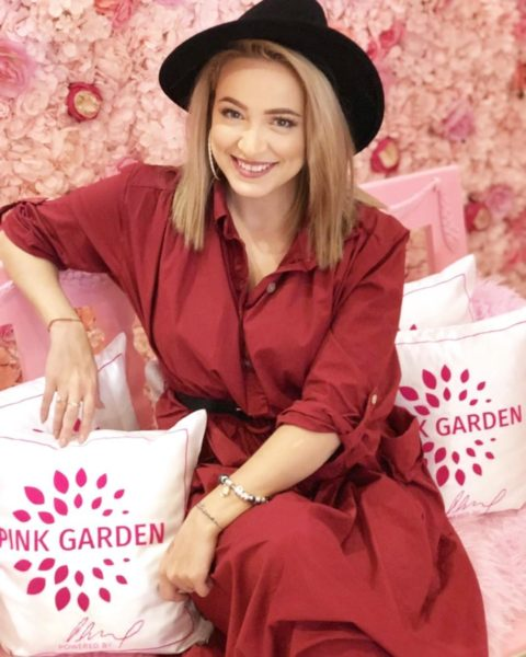 plackova pink garden