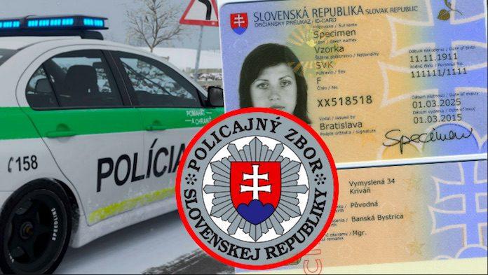 Zoznamka občiansky preukaz