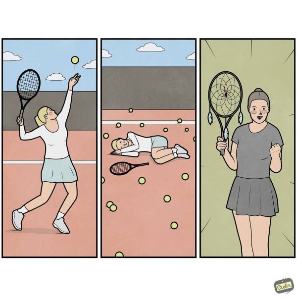 Anton Gudim tenis.