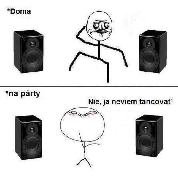 Meme tanec