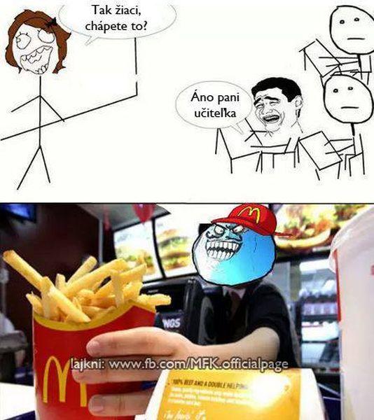 Meme McDonalds