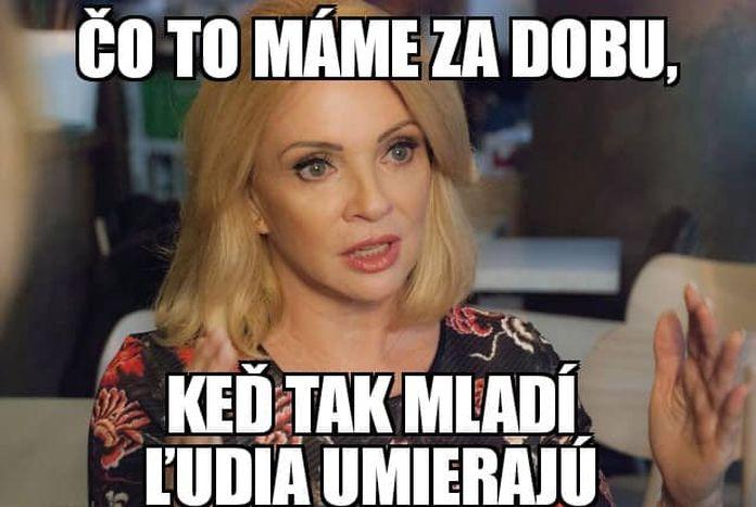 Zdena Studenková meme Gott.
