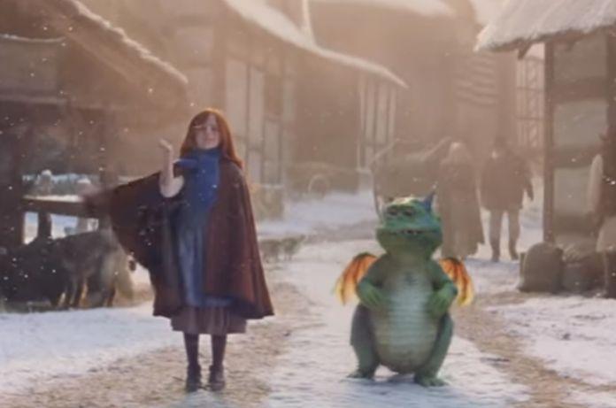 Vianočná reklama 2019