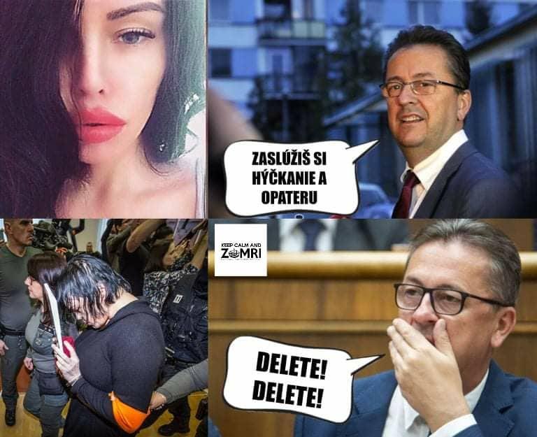 Maznák a Zsuzsová
