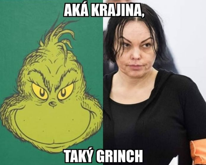 Žužová Grinch