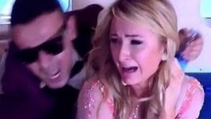Paris Hilton lietadlo