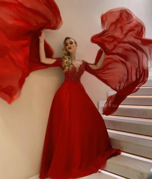 Alexandra Horňáková Ples v opere