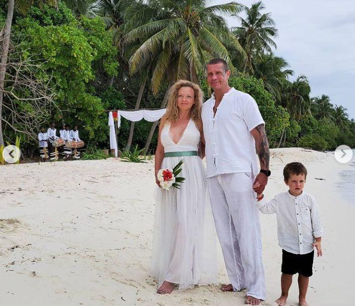 svadba na maladivách