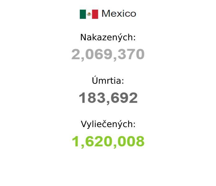 Mexická mutácia