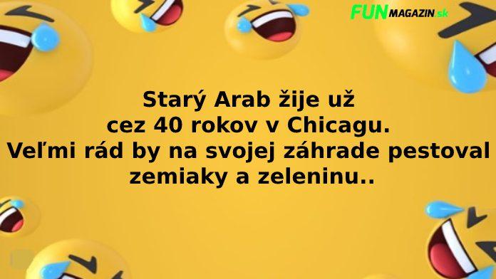 vtip o araboch